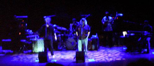 Crosby & Nash - Madrid 20 Marzo 2005