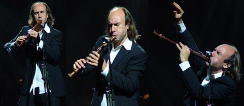 Concierto Carlos Núñez - Madrid 8 Junio 2005