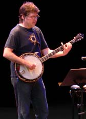 Bela Fleck al banjo