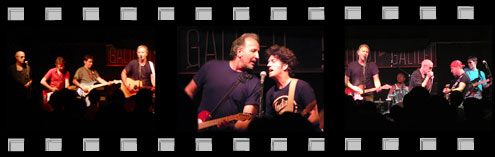 Joe Grushecky + Willie Nile