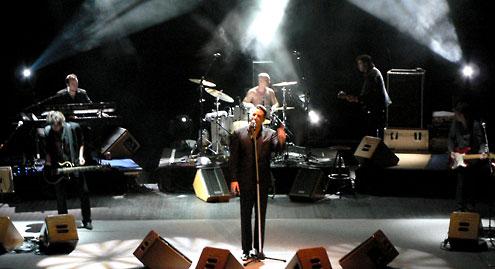 Loquillo y Trogloditas. Leganés. Madrid. 21 Julio 2006