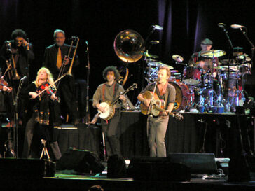 Bruce Springsteen & The Seeger Sessions Band