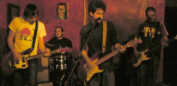 Buscemi en concierto. Sala Fotomaton Bar. Madrid 29 diciembre 2006