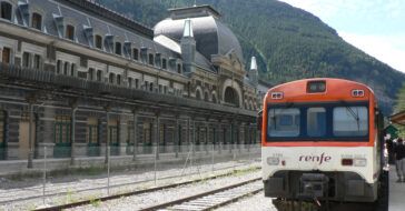 Canfranc. 2009