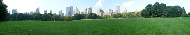Sheep Meadow, explanada de Central Park