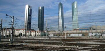 Chamartín, Madrid. 2009
