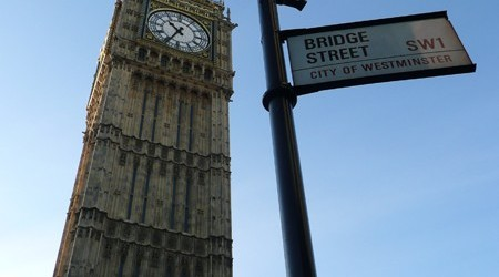 Big Ben, torrel del Parlamento
