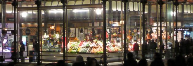 Visiones del mercado de San Miguel