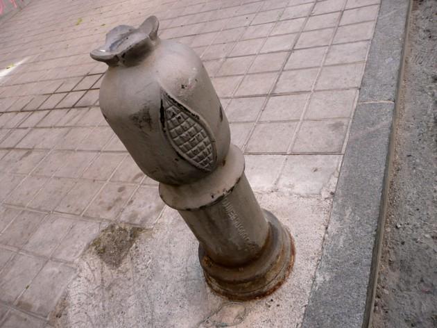 Chirimbolo callejero, una Granada en toda regla