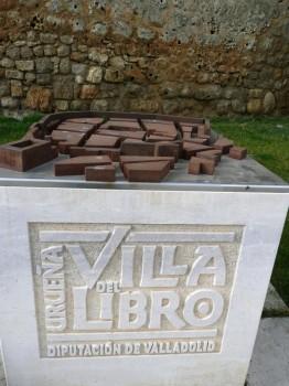 Muralla de la Villa del Libro
