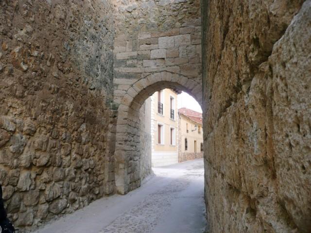 Puerta de entrada a Urueña