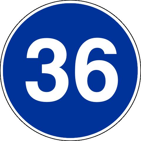 36 años