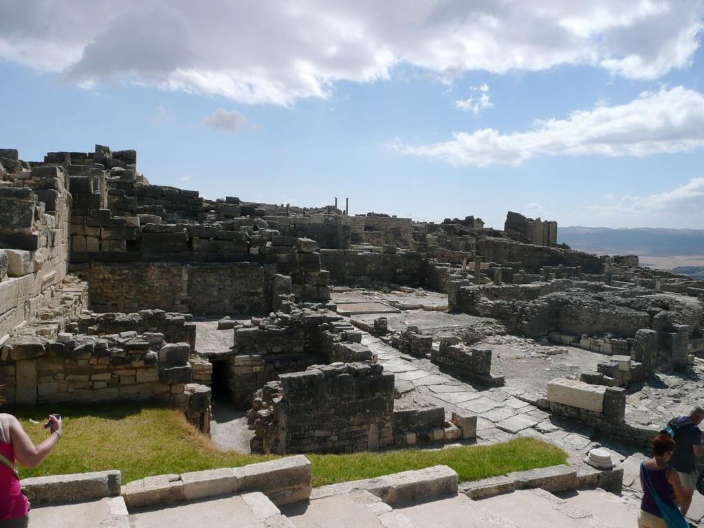 Ruinas de Dougga