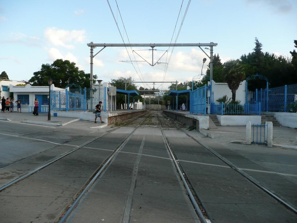Sidi-Bou-Said. 2010