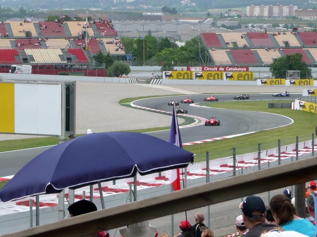Carrera de GP3