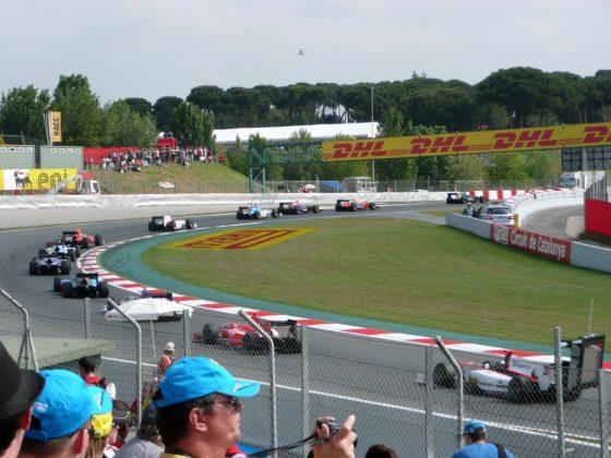 Carrera de GP2