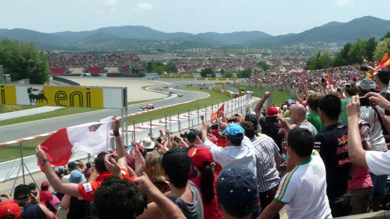 Carrera de F1