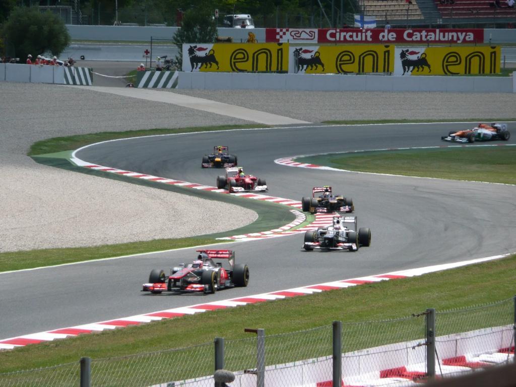 Pilotos de F1
