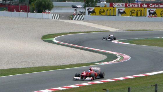 Fernando Alonso líder