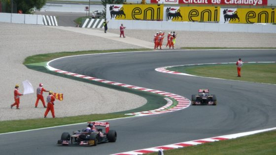 Ricciardo y Vergne