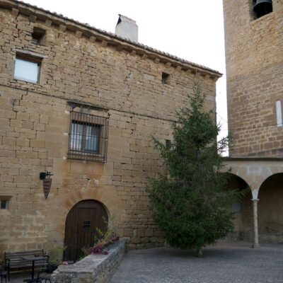 Palacio de Orisoain