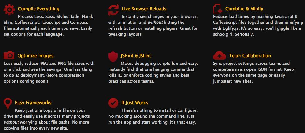 CodeKit Features