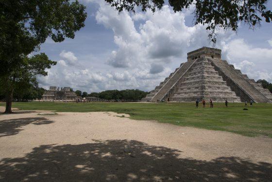 Chichén Itzá, Templo de Kukulkán