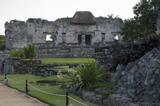 Edificio de Tulum