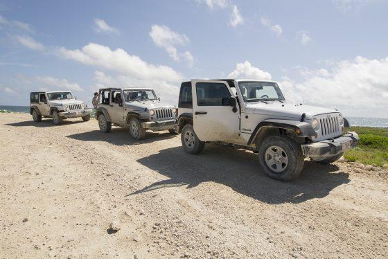 En Jeep a Punta Allen. Excursión a Sian Ka'an
