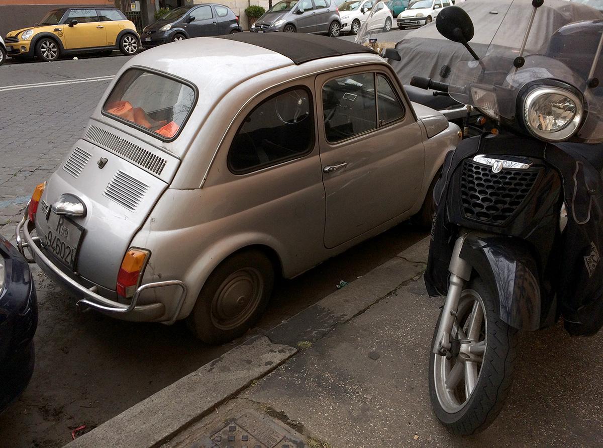 Fiat 600 clásico