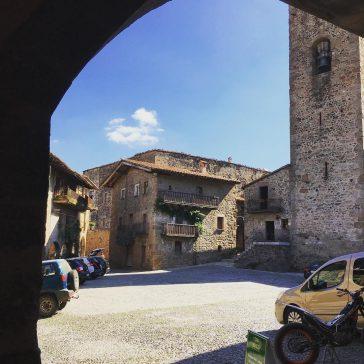 De ruta medieval. Entre curvas y piedras