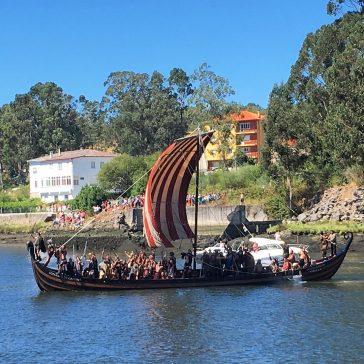 Desembarcan los Normandos