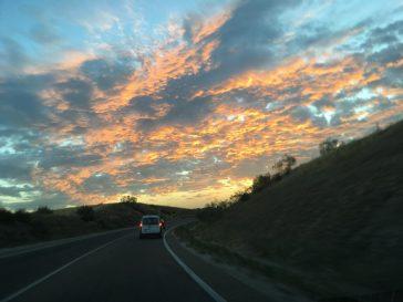 Nubes por doquier