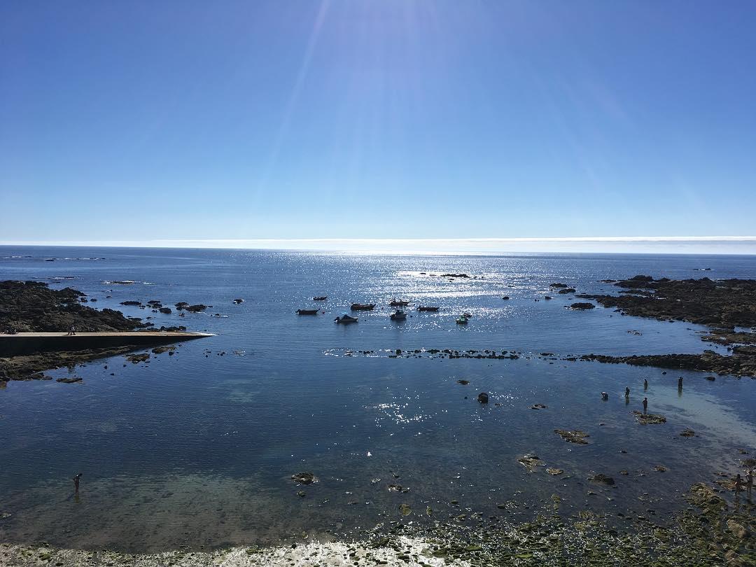 Baño de Atlántico