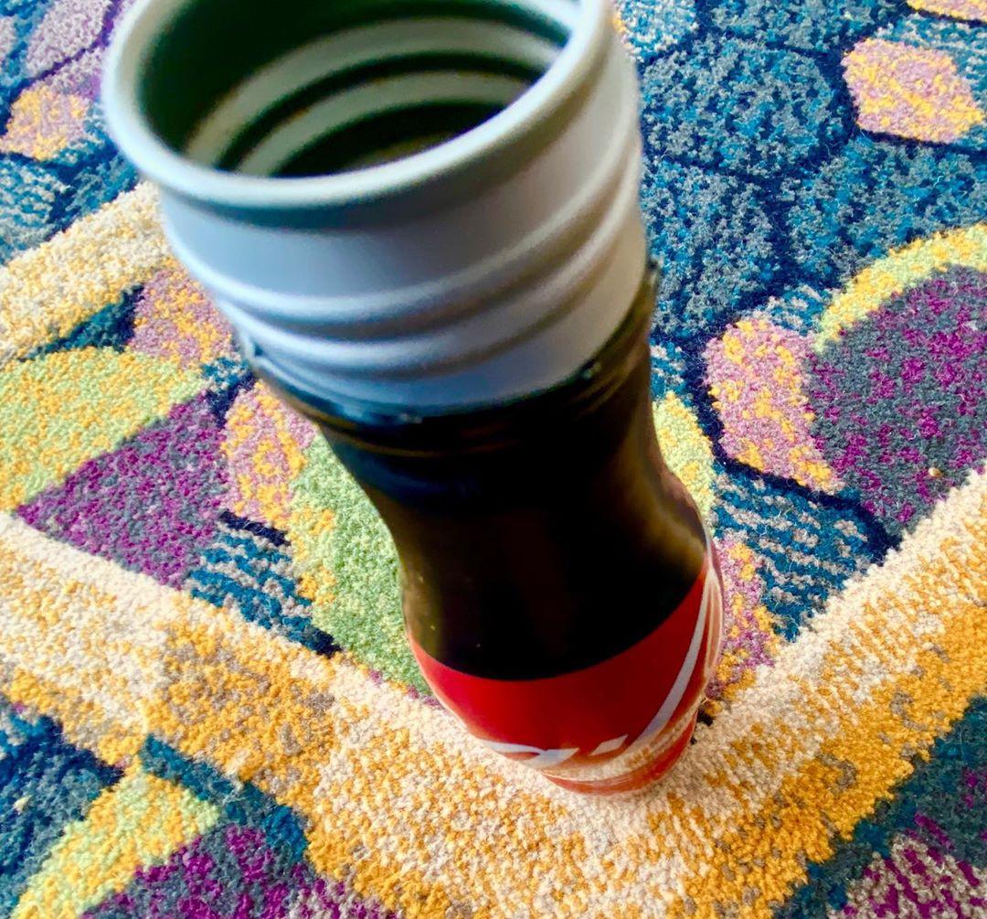 Perspectivas, de una botella