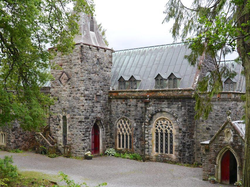 Abadía St. Conan's Kirk