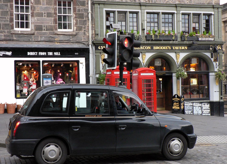 Edimburgo, 2006