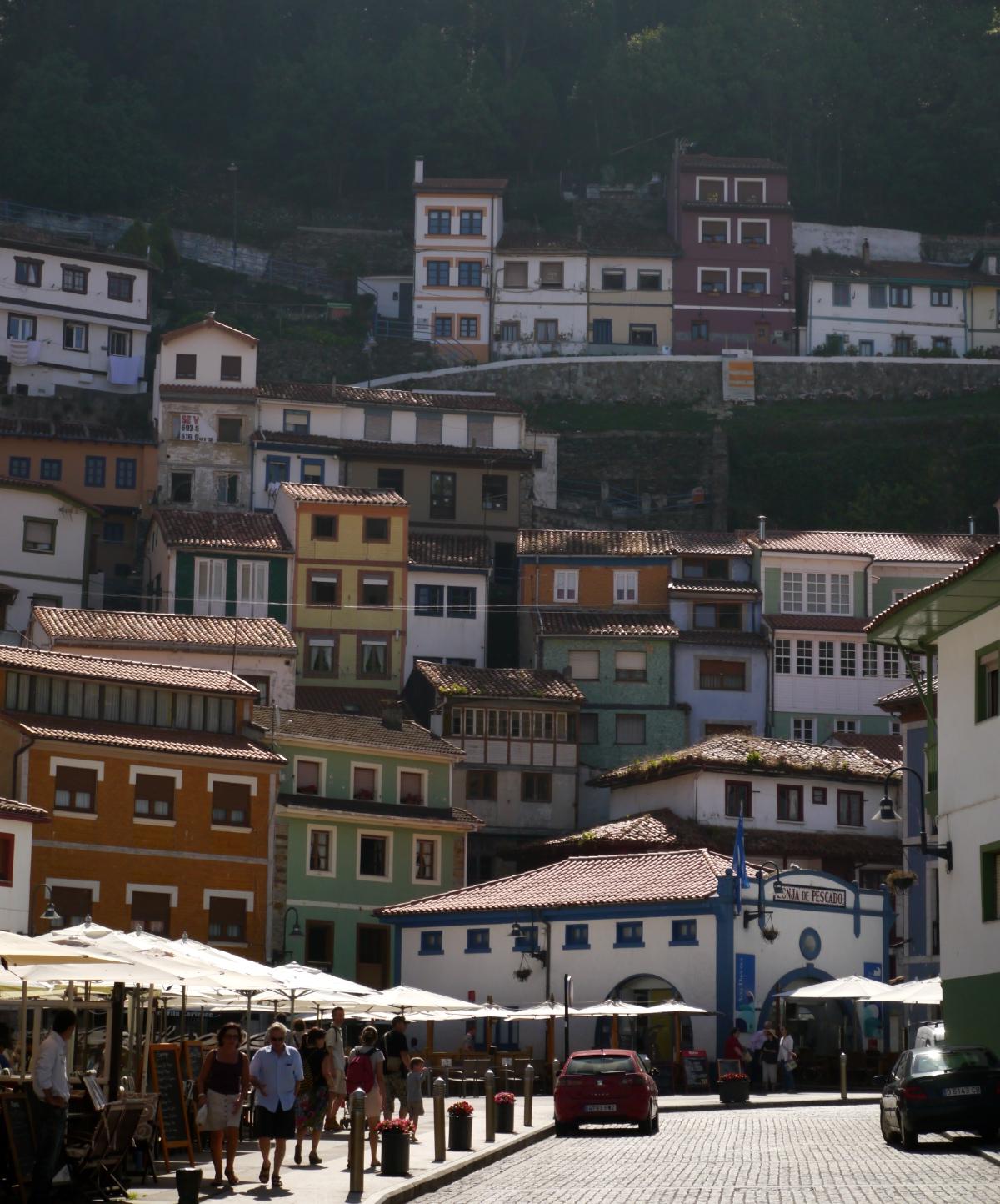 Cudillero, Asturias. 2012
