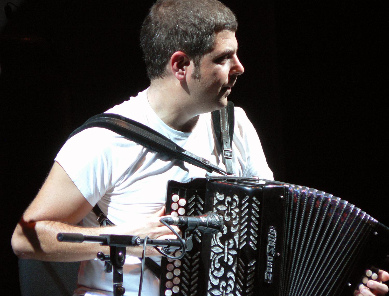 Kepa Junkera. San Sebastián. 2006