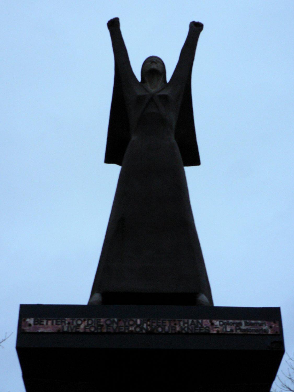 Dolores Ibarruri, Glasgow. 2006