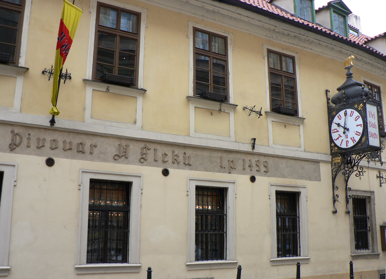 U Fleku, Praga. 2006