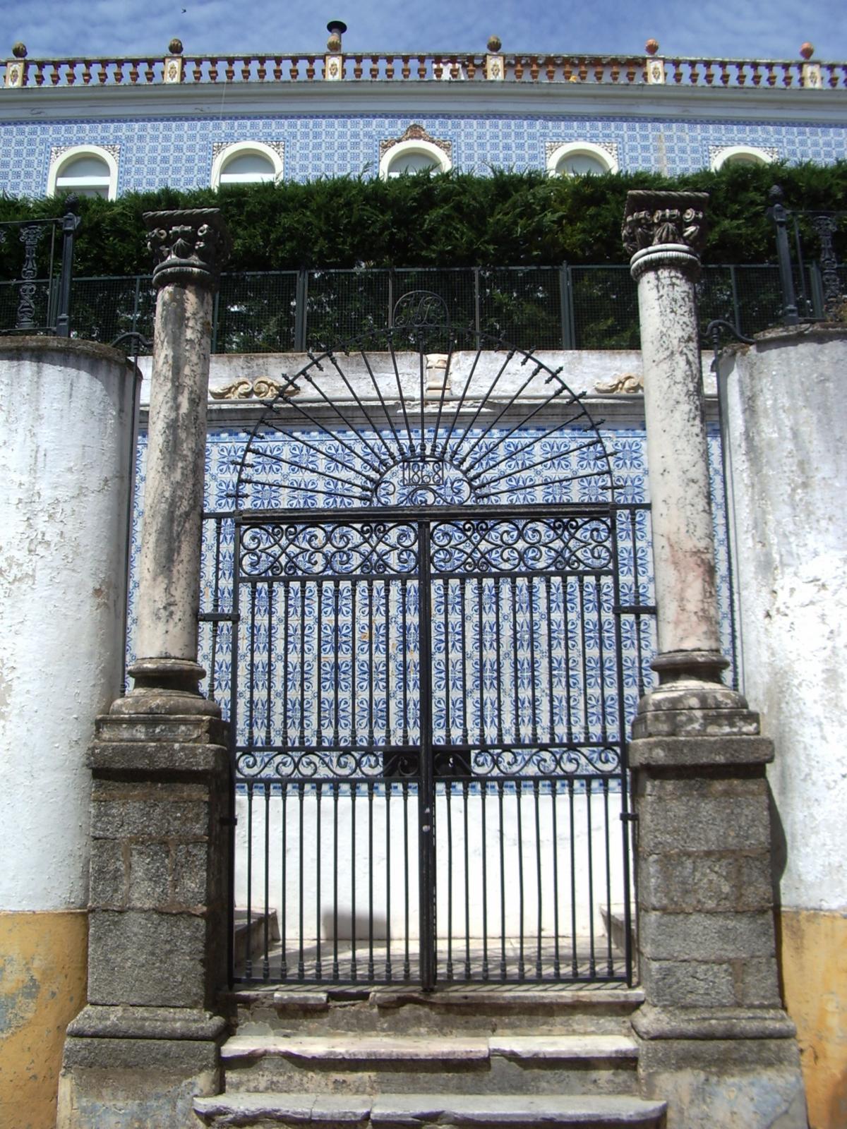 Evora, Portugal. 2005