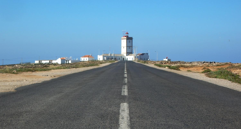 Cabo Carvoeiro. 2005