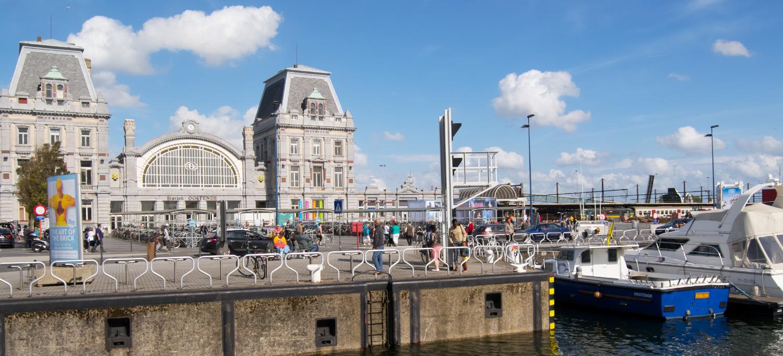 Oostende. 2014